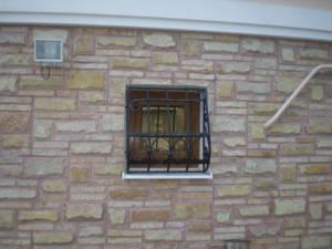 Пример работы по решеткам на окна