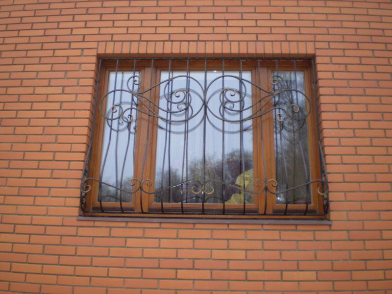 Решетки на окна (для примера №5)