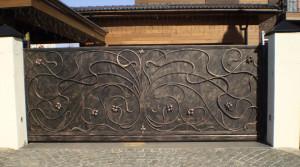 Ворота в Алматы (для примера №5)