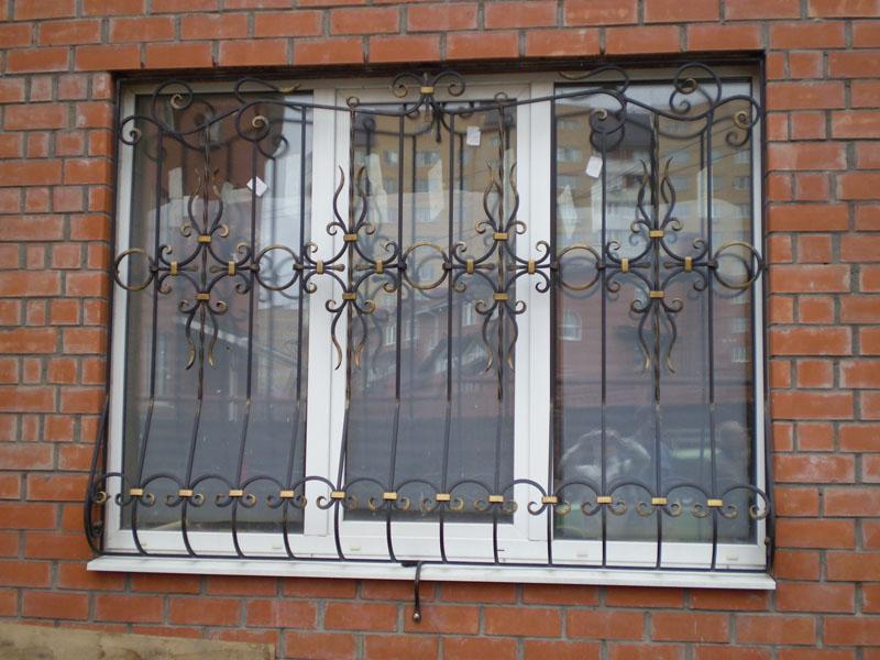 Решетки на окна (для примера №6)