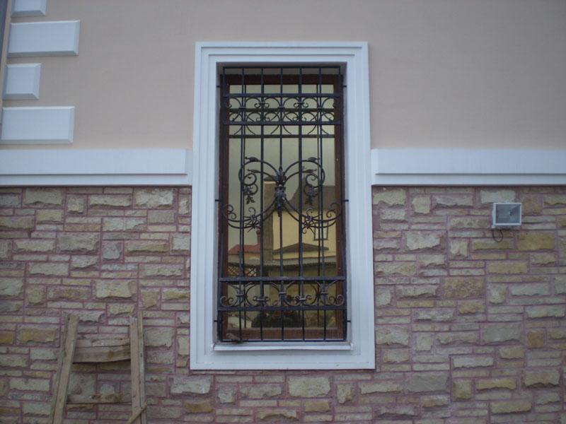 Решетки на окна (для примера №2)