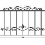 Эскизы для балкнов №3