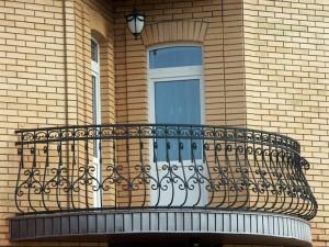 Балконы в Алматы (для примера №1)