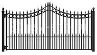 Эскиз ворот №3